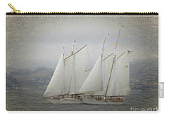 San Francisco Bay Seascape Nbr.1 Carry-all Pouch by Scott Cameron
