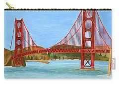 San Francisco Bridge  Carry-all Pouch