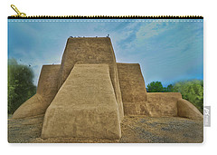 San Francisco De Asis Mission Church Taos Carry-all Pouch