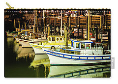San Francisco Fisherman's Wharf Carry-all Pouch