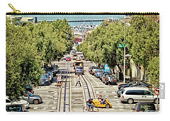 San Francisco Hyde Street View Carry-all Pouch
