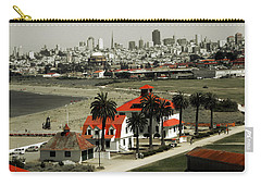 San Francisco Panorama 2015 Carry-all Pouch