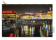 San Francisco's Fisherman's Wharf Carry-all Pouch