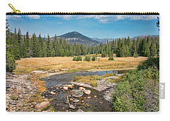 San Joaquin River Scene Carry-all Pouch