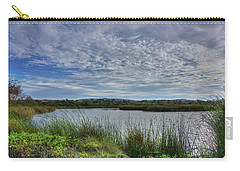 San Joaquin Wildlife Reserve Carry-all Pouch