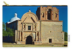 San Jose De Tumacacori Carry-all Pouch