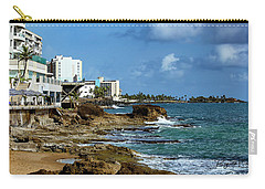San Juan Bay In Puerto Rico Carry-all Pouch