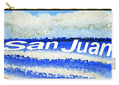 San Juan  Carry-all Pouch