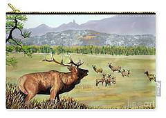 San Juan Elk Vista Carry-all Pouch