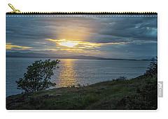 San Juan Island Sunset Carry-all Pouch