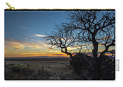 San Luis Valley Sunset - Colorado Carry-all Pouch
