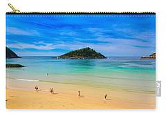 San Sebastian Summer Carry-all Pouch