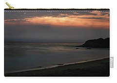 San Simeon Sunset 001 Carry-all Pouch