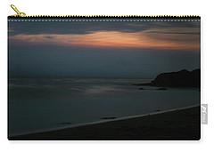 San Simeon Sunset 002 Carry-all Pouch