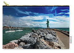 San Vincenzo Molo Del Marinaio - Mariner Pier Carry-all Pouch