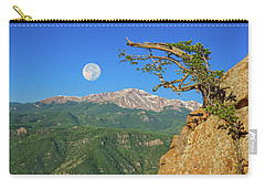 Sanctity Of Nature, The Impetus Behind My Photography Carry-all Pouch