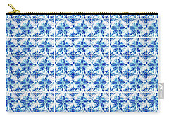 Sand Dollar Delight Pattern 1 Carry-all Pouch