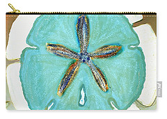 Sand Dollar Star Attraction Carry-all Pouch