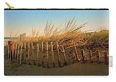 Sand Dune In Late September - Jersey Shore Carry-all Pouch