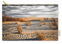 Sand Dune Wind Carvings Carry-all Pouch