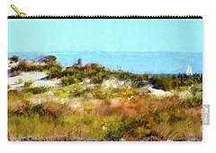 Sand Dunes Assateague Island Carry-all Pouch