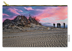 Sand Dunes Of Kitty Hawk Carry-all Pouch