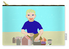 Sand Sculptor Carry-all Pouch