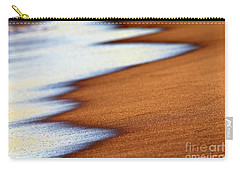 Sand And Waves Carry-all Pouch