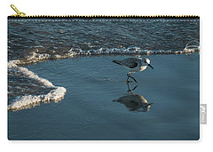 Sanderling Reflection Delray Beach Florida Carry-all Pouch