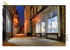 Sandgate, Whitby At Night Carry-all Pouch