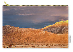 Sandia Crest Stormy Sunset 2 Carry-all Pouch