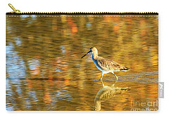 Sandpiper At Bunche Beach Carry-all Pouch