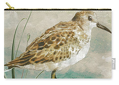 Sandpiper I Carry-all Pouch by Mindy Sommers