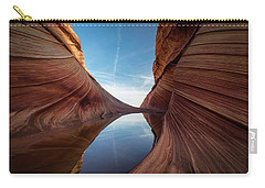 Sandstone And Sky Carry-all Pouch