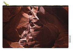Sandstone Curves Carry-all Pouch