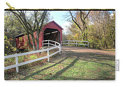 Sandy Creek Covered Bridge Carry-all Pouch