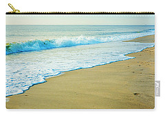 Sandy Hook Beach, New Jersey, Usa Carry-all Pouch