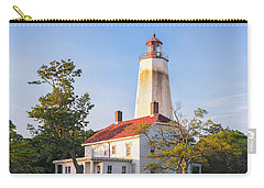 Sandy Hook Lighthouse II Carry-all Pouch