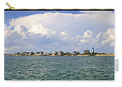 Sandy Neck Cottage Colony Carry-all Pouch by Charles Harden