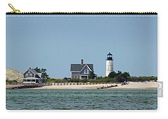 Sandy Neck Light Early June Carry-all Pouch