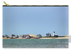 Sandy Neck Lighthouse Sea Livin Carry-all Pouch