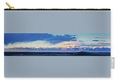 Sangre De Cristo Mountains Of Colorado Panorama Carry-all Pouch