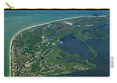 Sanibel Island, Fl Carry-all Pouch by Skip Willits