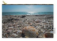 Sanibel Island Sea Shell Fort Myers Florida Carry-all Pouch