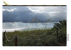 Sanibel Sea Grasses Carry-all Pouch