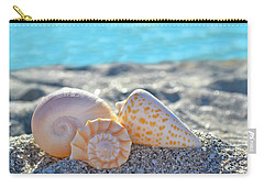 Sanibel Treasures  Carry-all Pouch