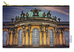 Sanssouci Palace In Potsdam Germany  Carry-all Pouch by Carol Japp