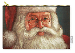 Santa 2017 Carry-all Pouch