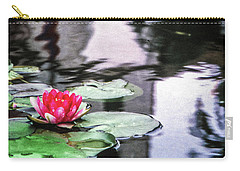 Carry-all Pouch featuring the photograph Santa Barbara Lily by Samuel M Purvis III