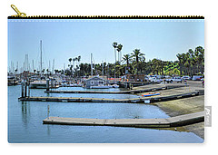 Santa Barbara Marina Carry-all Pouch